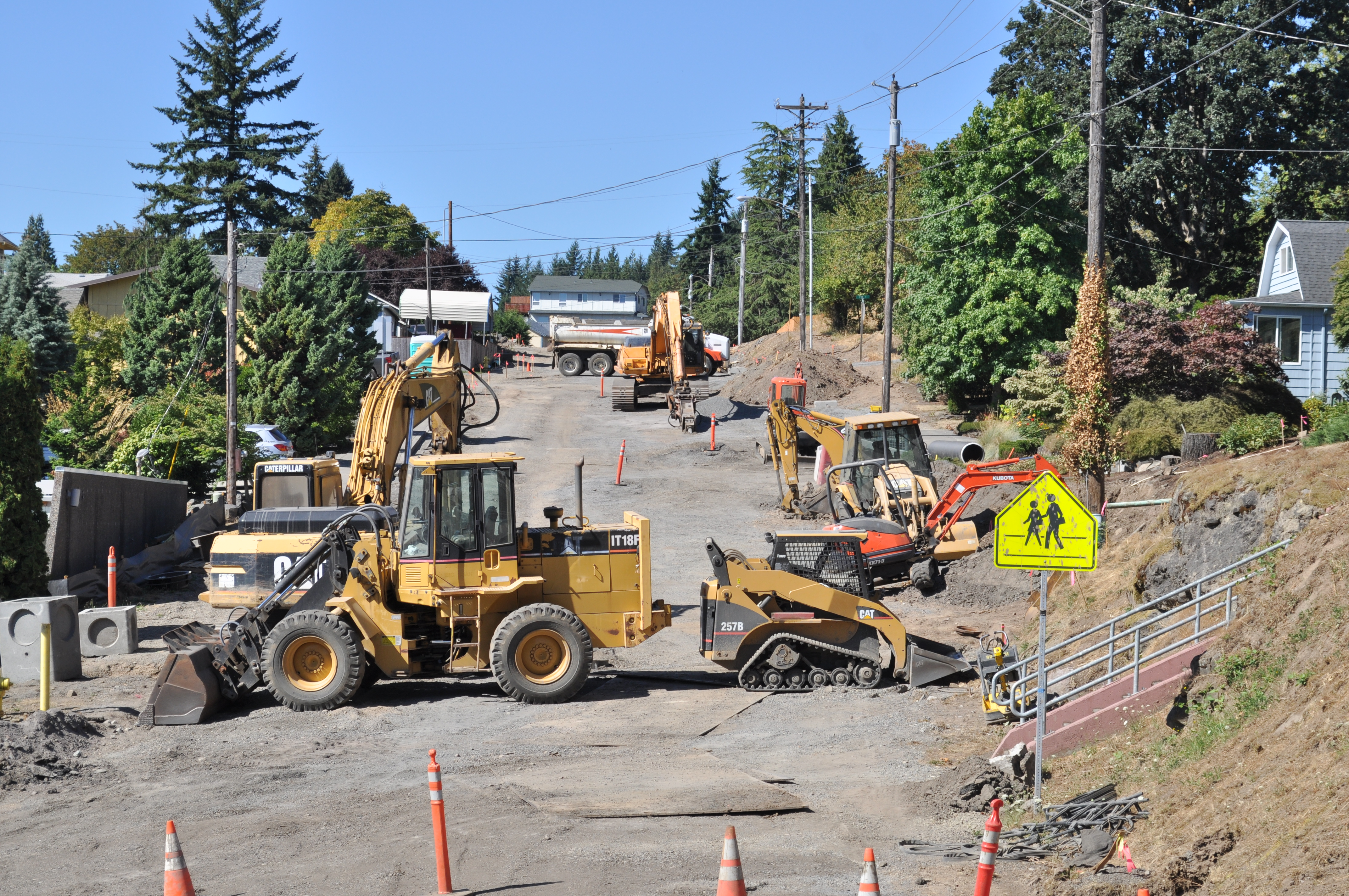 Kalama,_WA_-_road_construction_01