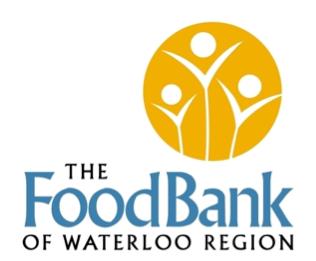 The Food Bank of Waterloo Region